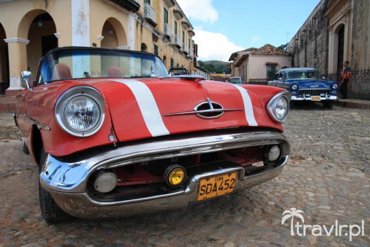 Trinidad, Amerykański kabriolet z lat 50-tych