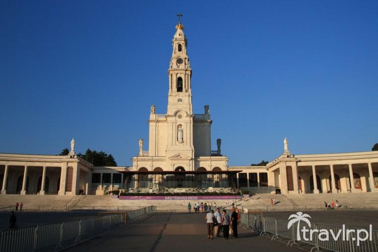 Bazylika Matki Boskiej Różańcowej w Fatimie
