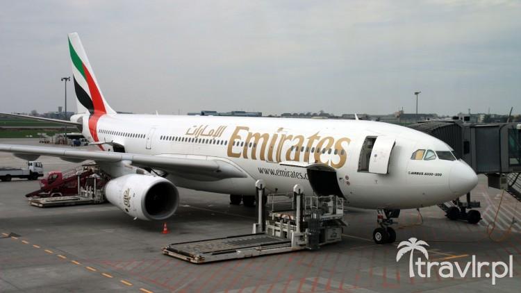 Boeing 737 linii lotniczych Emirates
