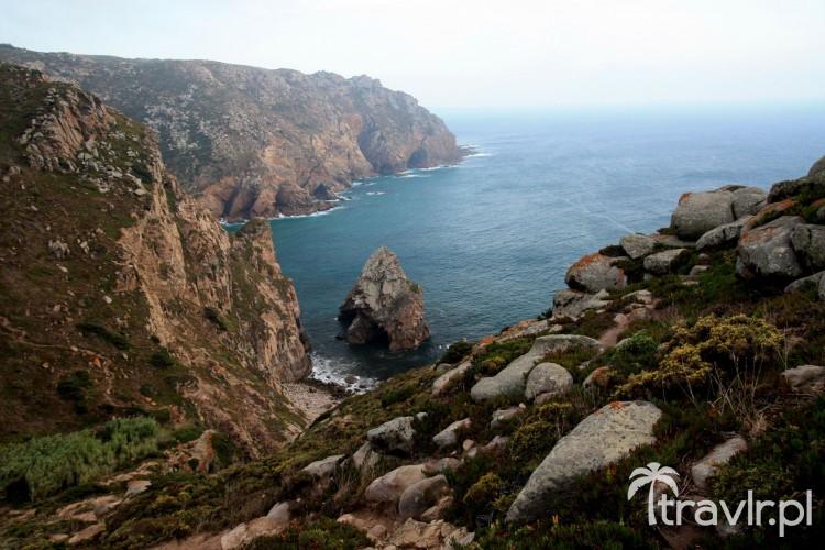 Cabo de Roca to przede wszystkim przepiękne widoki