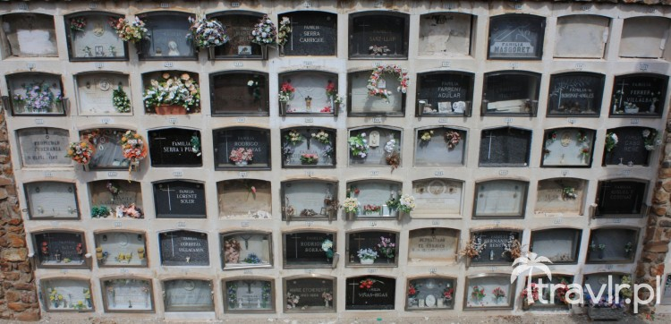 Cmentarz na Montjuic, Barcelona