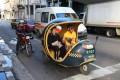 Coco Taxi w Hawanie