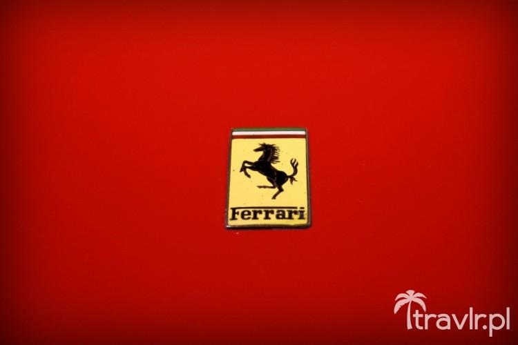 Emblemat Ferrari