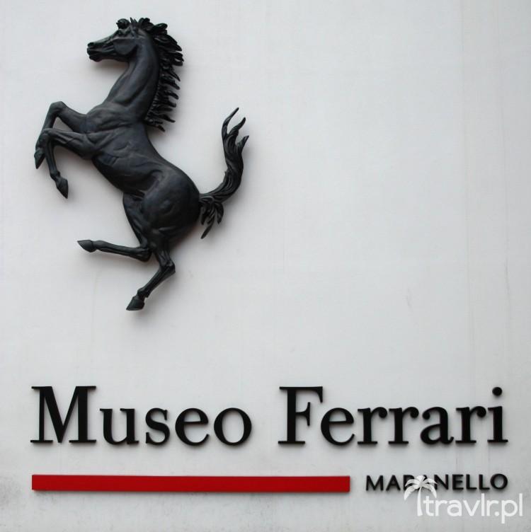 Fasada Muzeum Ferrari