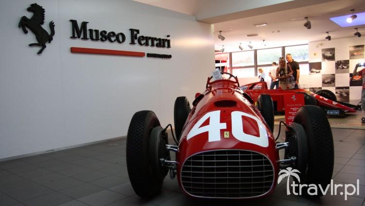 Ferrari 160 F2  z 1951 roku