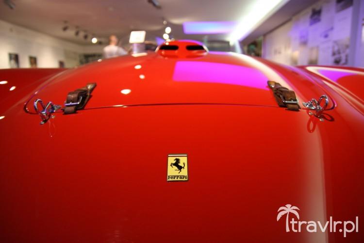 Ferrari 166MM Scaglietti Spider