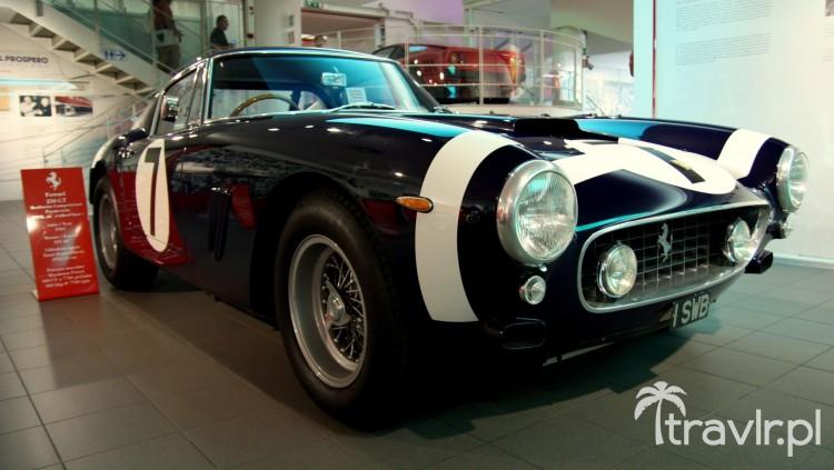 Ferrari 250 GT 1961 rok
