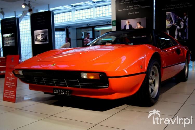 Mistrzowskie Ferrari 308 GTS