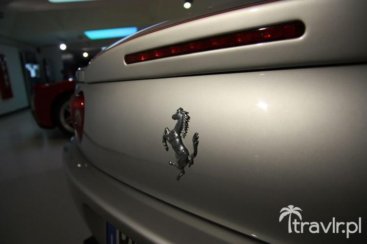 Tylny emblemat Ferrari 360 Modena