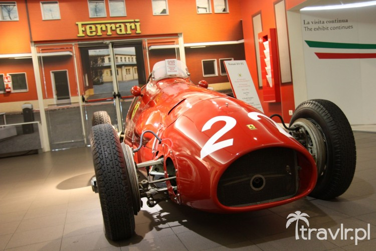 Ferrari 500 F2 1951 rok