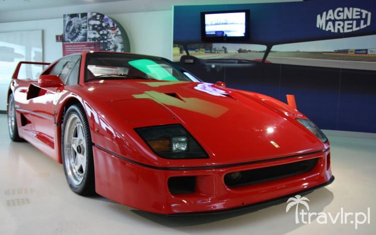 Ferrari F40 1987 rok