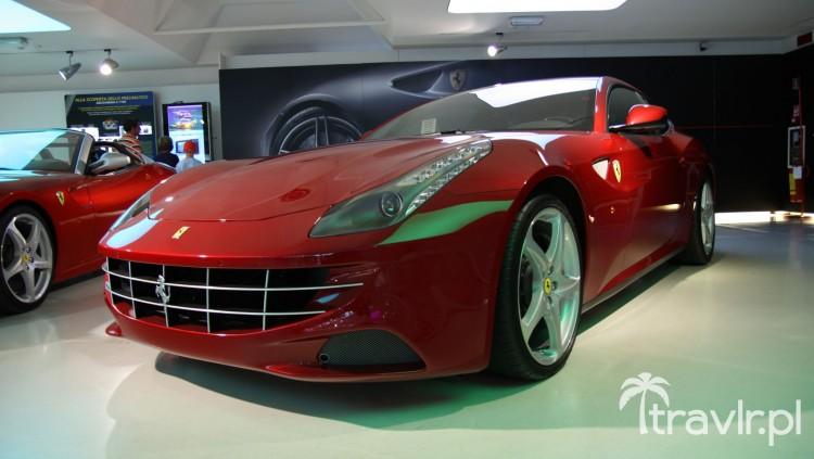 Ferrari FF 2011 rok