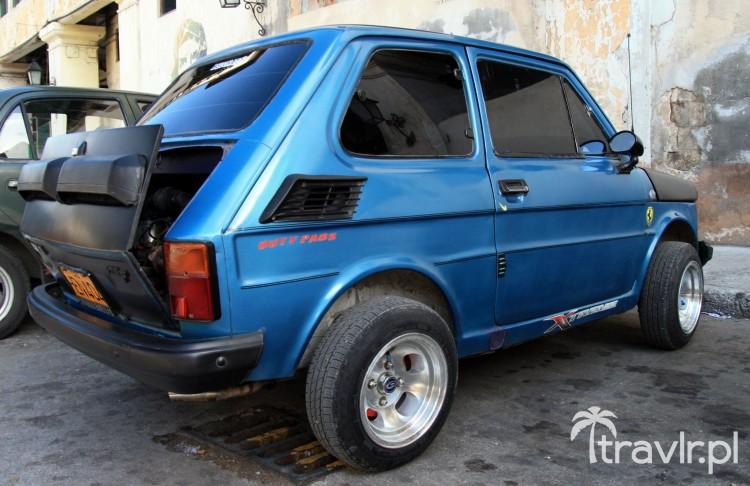 Fiat 126p El Polaquito Kuba