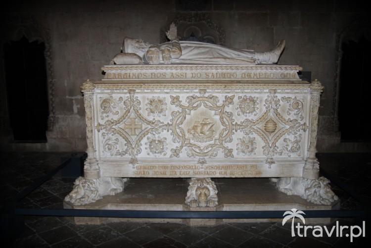 Grób Vasco da Gama