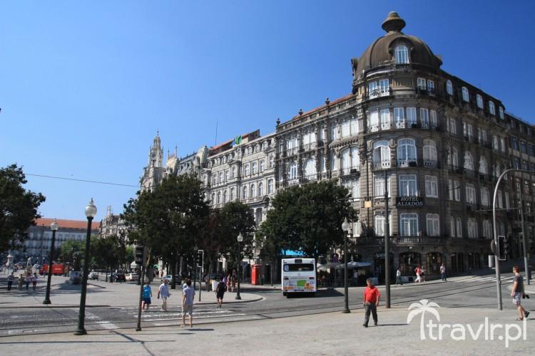 Hotel Aliados w Porto