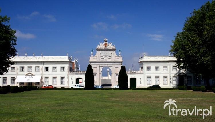 Hotel Tivoli Palacio de Seteais Sinttra