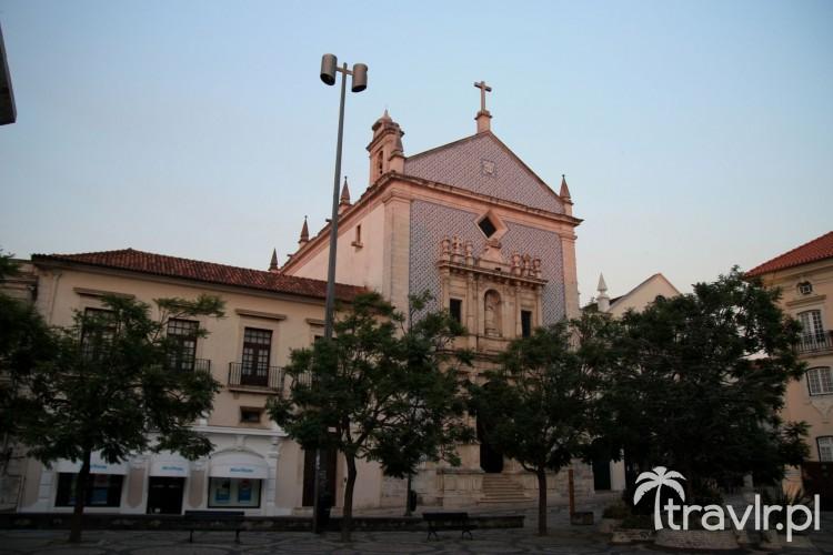 Igreja de Misericordia w Aveiro