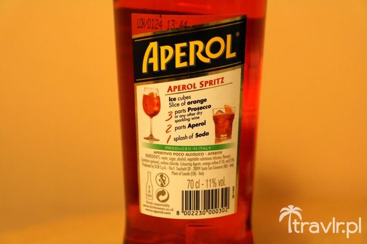 Jak przygotować Aperol Spritz - Przepis