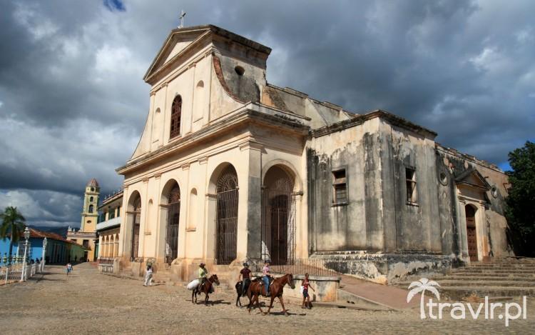 Katedra Iglesia de la Santisma w Trinidadzie
