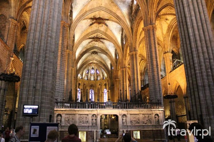 Katedra Świętej Eulalii, Barcelona