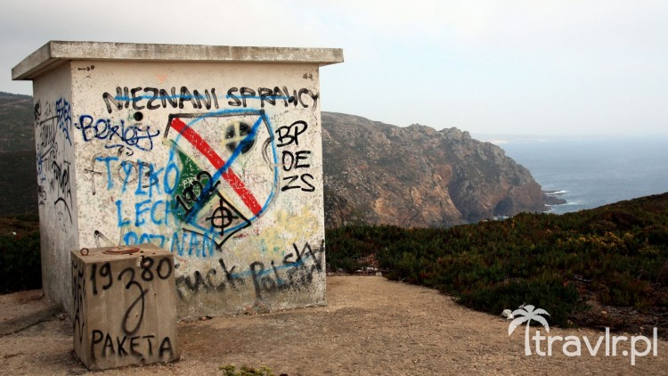 Kibice Legii także odwiedzają Cabo de Roca