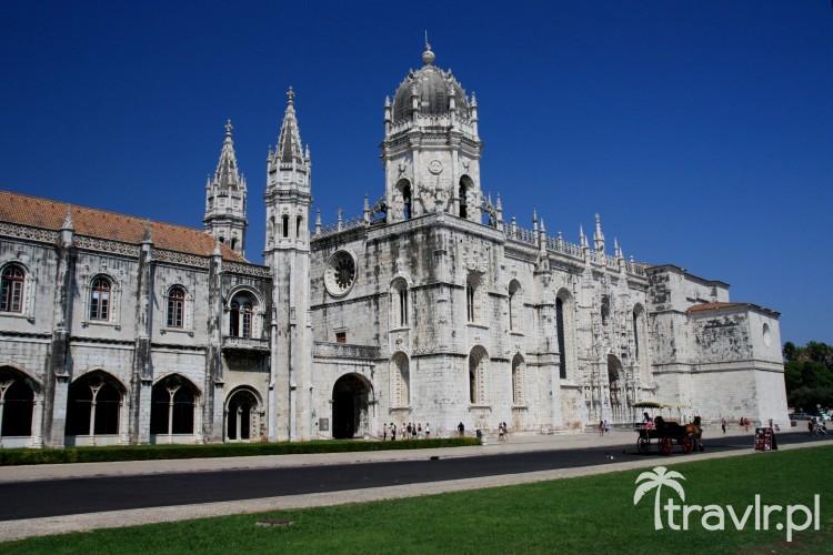 Klasztor Hieronimitów w Lizbonie