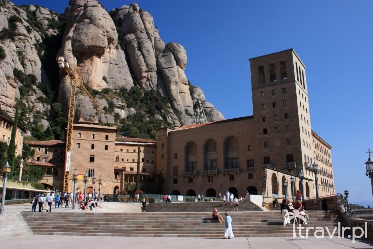 Klasztoru Benedyktynów na Montserrat