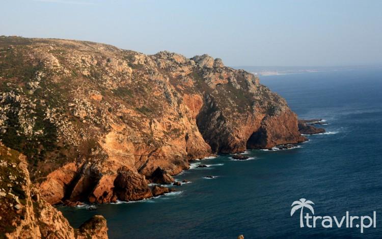 Klify Cabo de Roca
