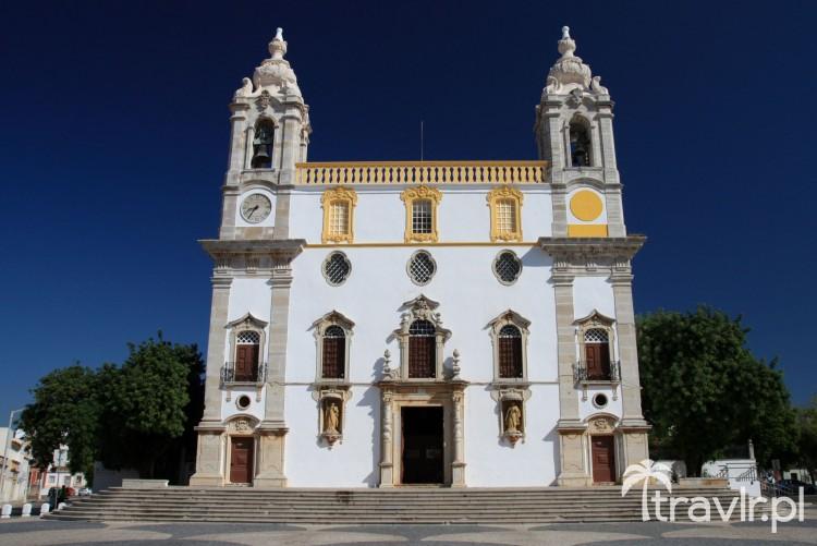 Kościół Igreja de Carmo, Faro
