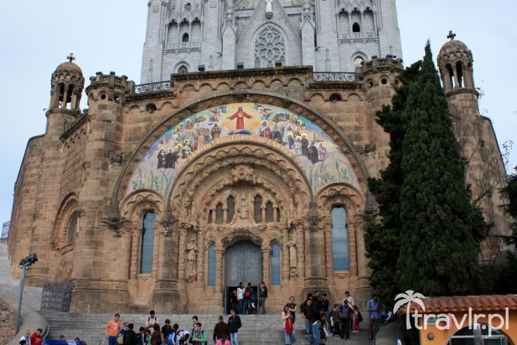 Kościół Najświętszego Serca - Temple de Sagrat Cor
