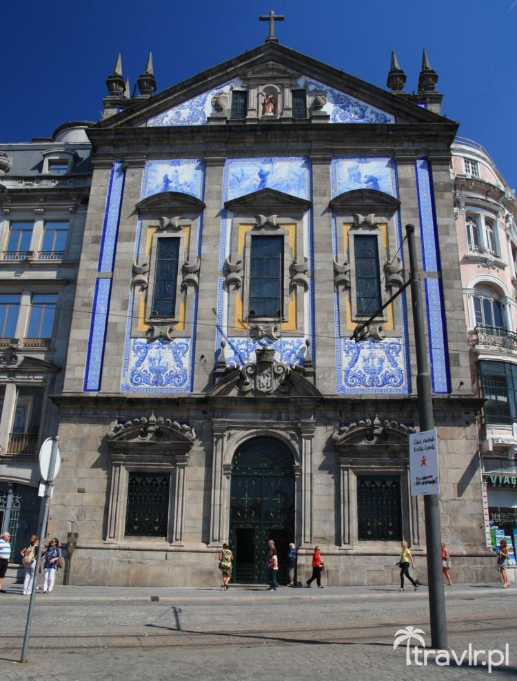 Kościół Świętego Antoniego w Porto