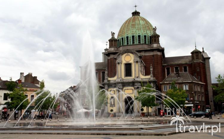 Kościół Świętego Krzysztofa w Charleroi