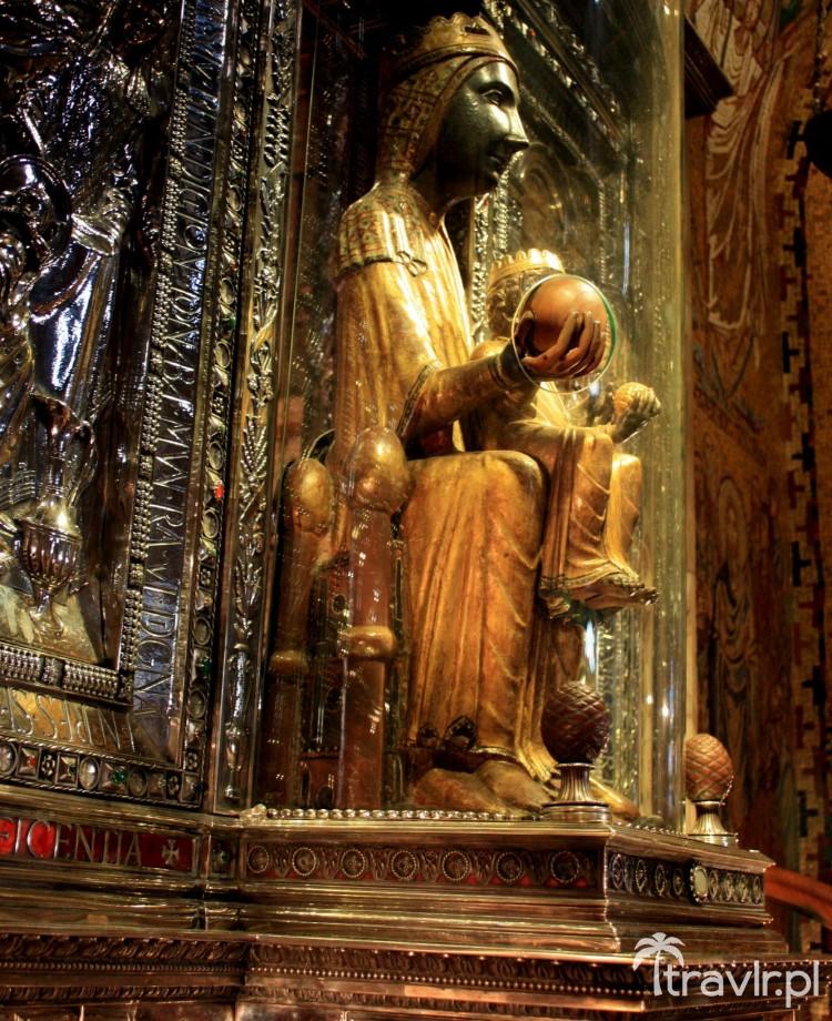 La Moreneta - Czarna Madonna z Montserrat