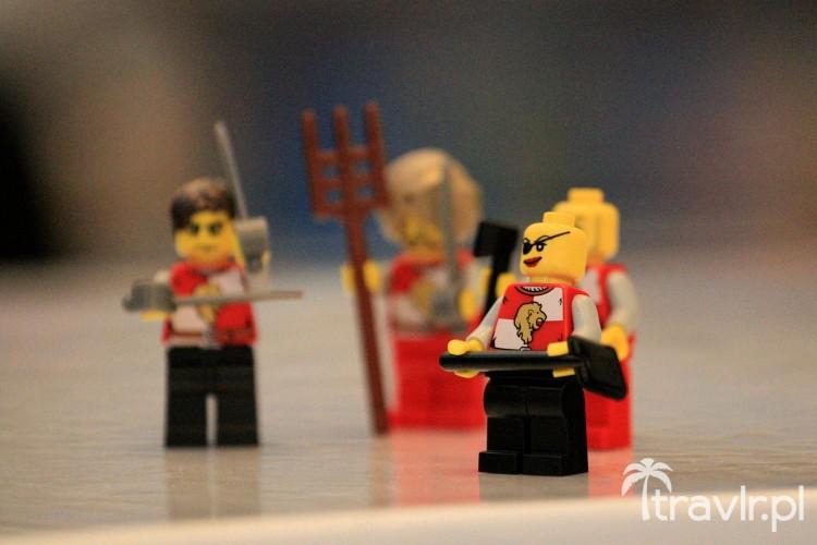 Ludziki z klocków LEGO
