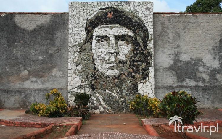 Mural Che w Matanzas