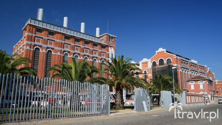 Muzeum elektryczności w Lizbonie