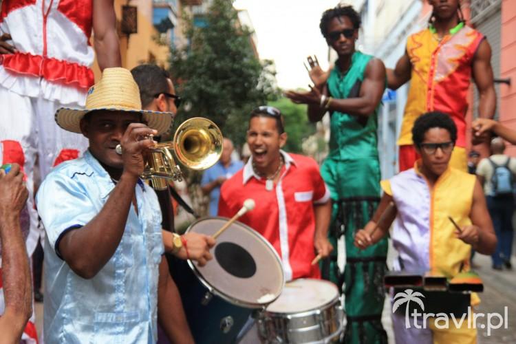 Tradycyjni kubańscy muzycy