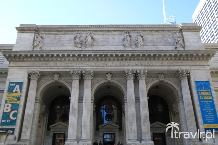 Nowojorska Biblioteka Publiczna (New York Public Library)