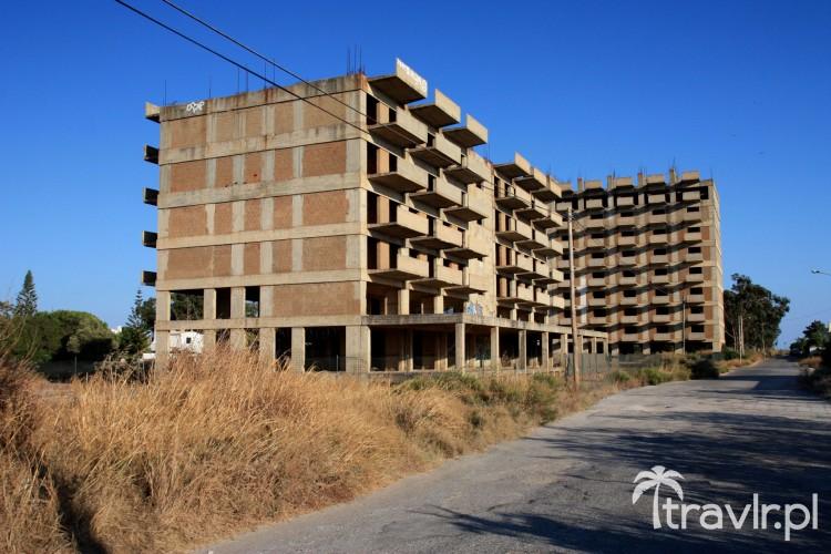 Ofiara kryzysu: niedokończony hotel w Lagos