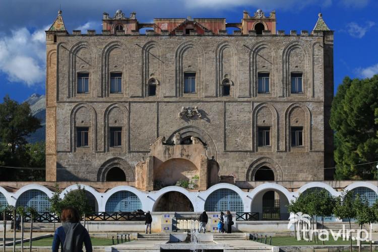Pałac Zisa w Palermo