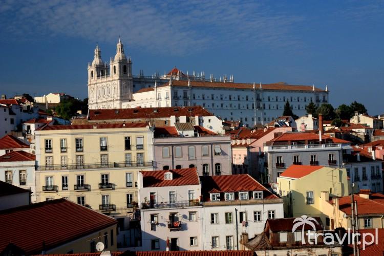 Panorama Lizbona