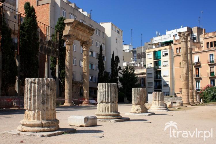 Passeig arqueologic Tarragona