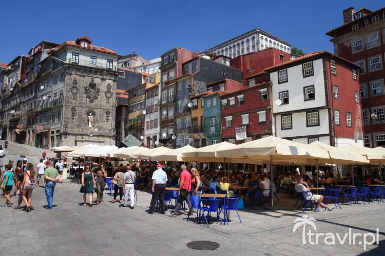 Plac Riberia Porto