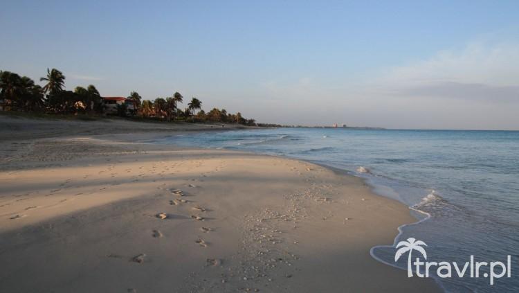 Plaża w Varadero