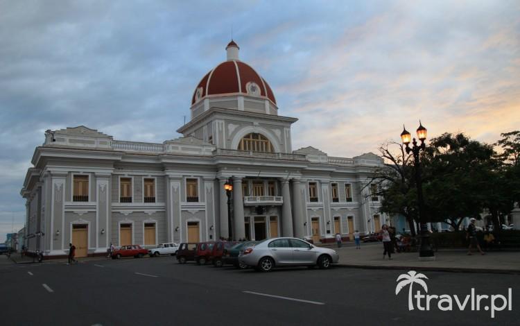 Ratusz w Cienfuegos
