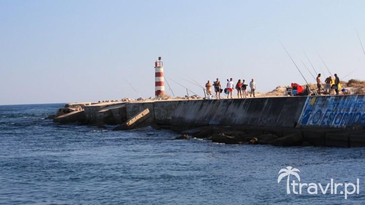 Rybacy na Isla Desierta