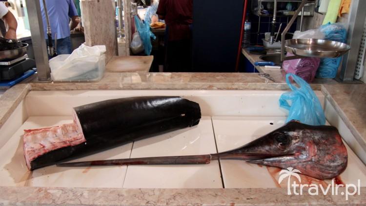 Targ rybny w Faro