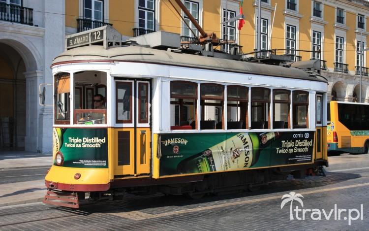Tramwaj nr 12 Lizbona