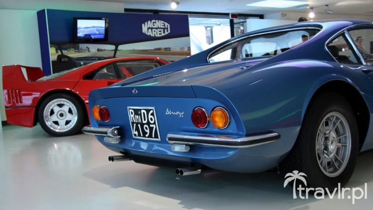 Ferrari Dino GT i Ferrari F40
