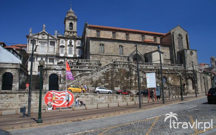 Uliczka w Porto
